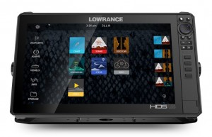 Эхолот-плоттер LOWRANCE HDS-16 LIVE with Active Imaging 3-in-1 (ROW)