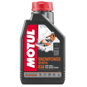 Масло моторное Motul SNOWPOWER SYNTH 2T ( 1 L)