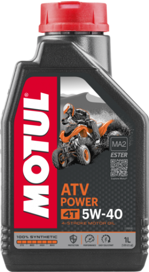 Масло моторное Motul ATV Power 4T 5w-40 ( 1 L)
