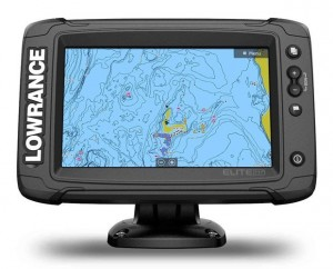 Эхолот-плоттер LOWRANCE ELITE-7 TI2 with Active Imaging 3-in-1 (ROW)