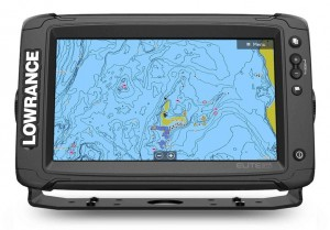 Эхолот-плоттер LOWRANCE ELITE-9 TI2 with Active Imaging 3-in-1 (ROW)
